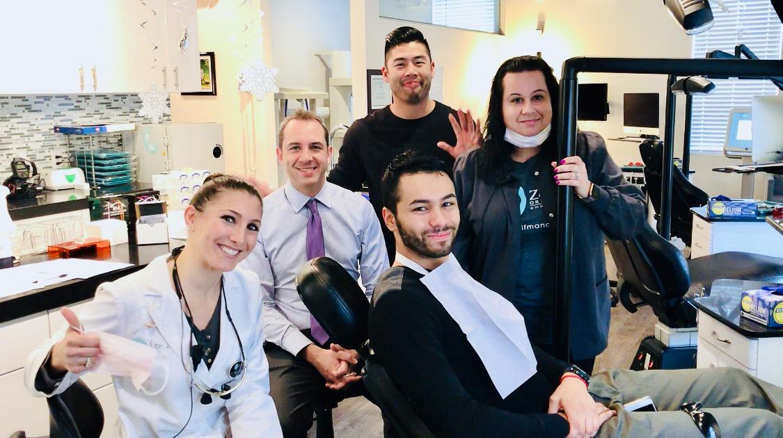 Zeifman orthodontics team