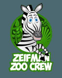Zeifman zoo crew logo